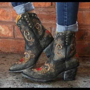 Old Gringo Little G Cowgirl Boots